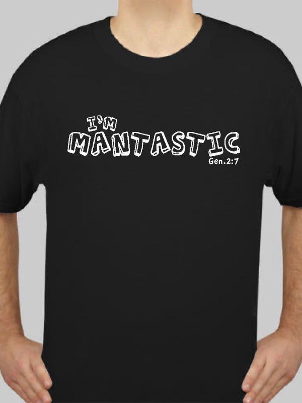 Image of Mantastic T-shirt