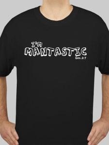 Image of Mantastic T-shirt