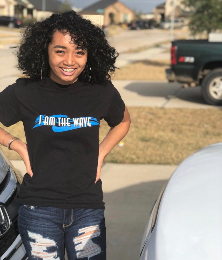 Image of Wave shirt