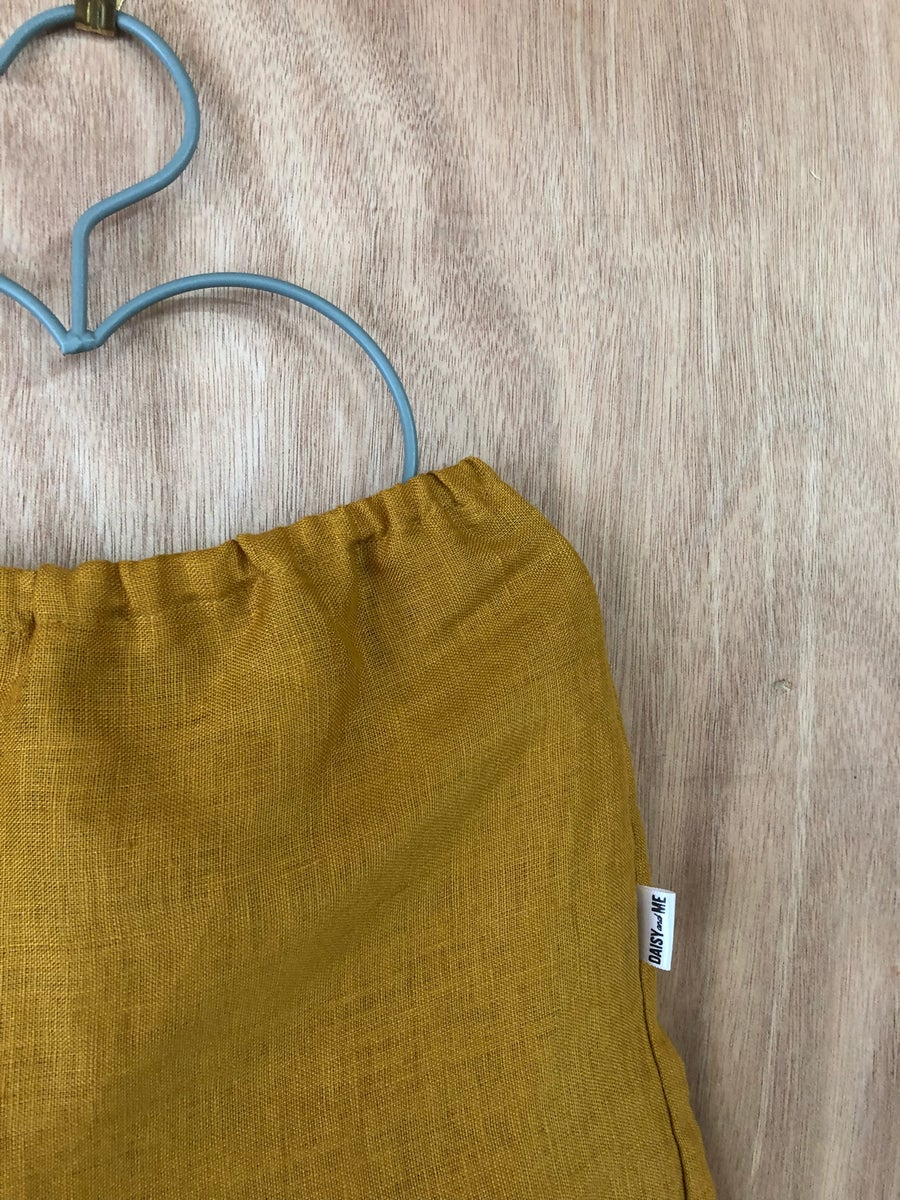 Image of Mustard Shorts