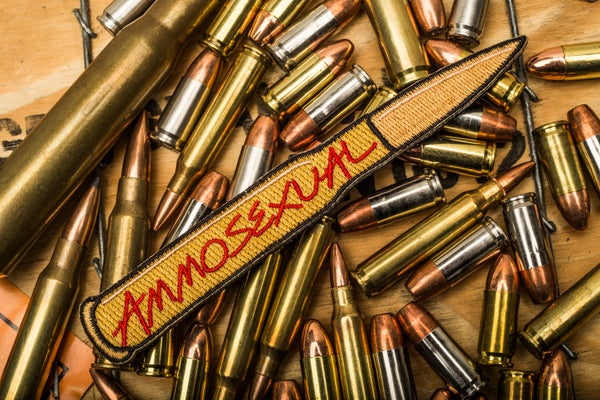 Image of AMMOSEXUAL Patch (Gen 2 - Mod 1)