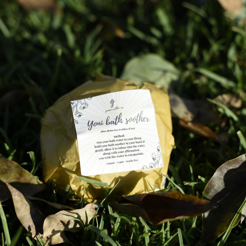 Image of Organic Yoni Bath Soother™