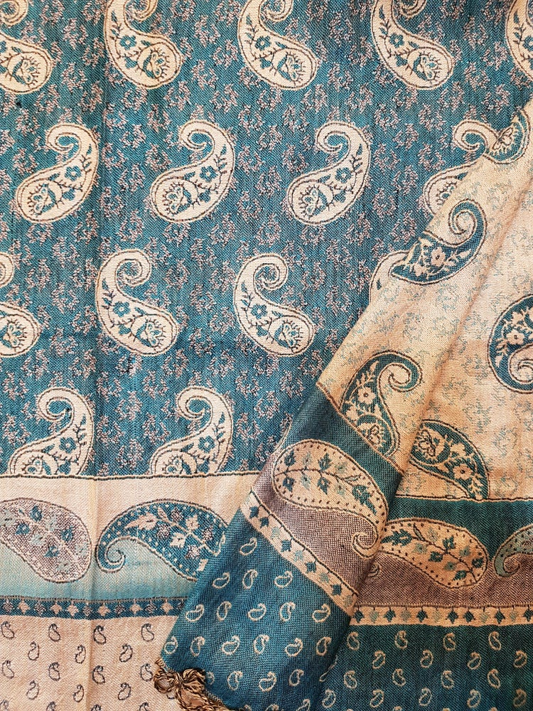 Image of Paisley Scarves Colorful