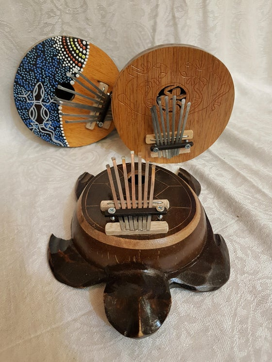Image of Coconut Kalimba