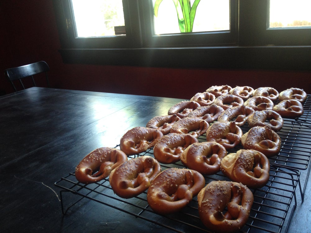 Image of Pretzels