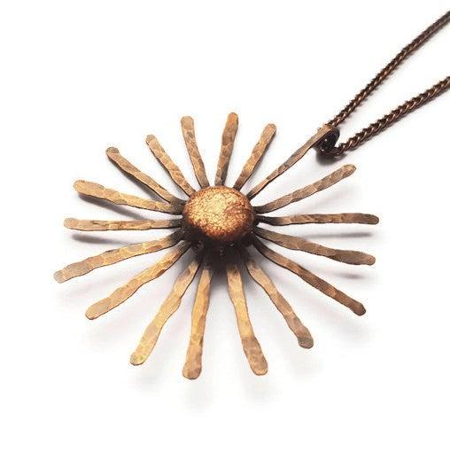 Image of Dandelions & Daisies pendant