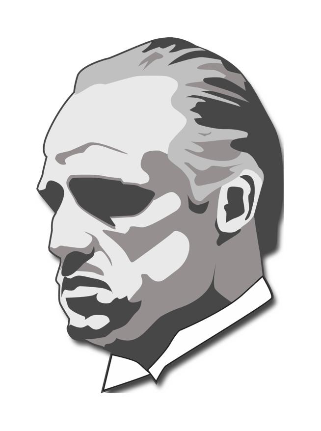 Image of Brando by Gummo (Sticker Only)