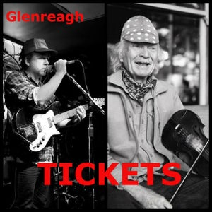 Image of Darren Hanlon/Michael Hurley - GELNREAGH- WEDNESDAY 21st MARCH - $25