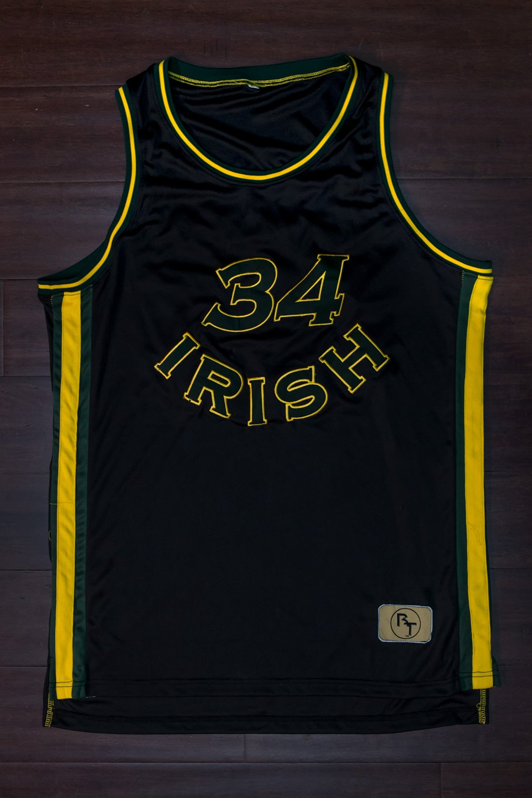 Image of Fab5 Jersey remastered !