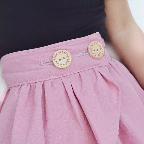 Image of High waisted skirt