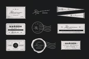 Image of Marison Type Collection