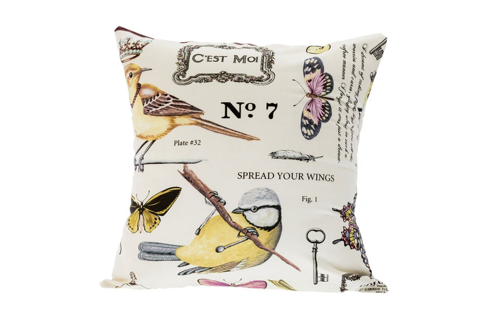 Image of Spread your wings - cushion cover