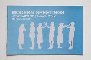 Image of Modern Greetings: New Ways of Saying Hello