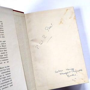Image of Georgette Heyer - Venetia - First Edition