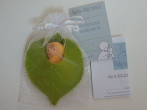 Image of Lime leaf baby