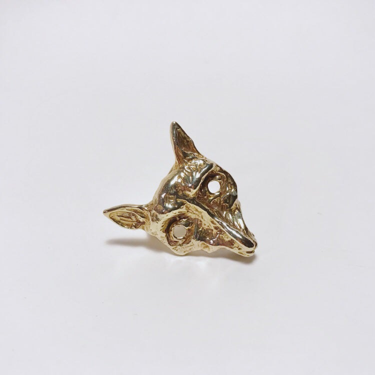 Image of The Wild Wolf Ring