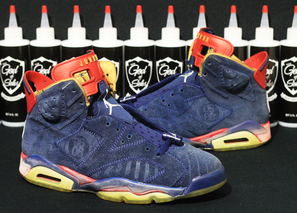Image of DB6 Suede Dye