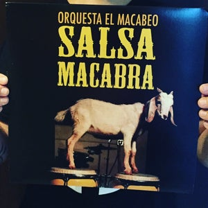 Image of Salsa Macabra LP - Reissue 2018