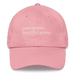 """Image of """"Great gowns, beautiful gowns."""" Dad Hat"""