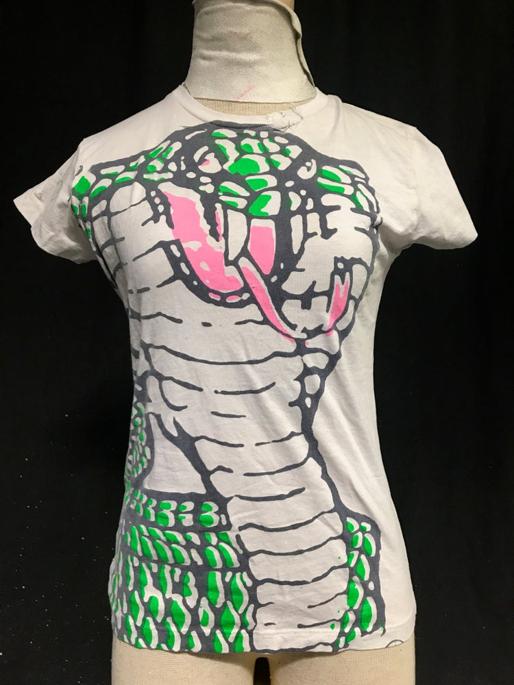 Image of Cobra T shirt Ladies