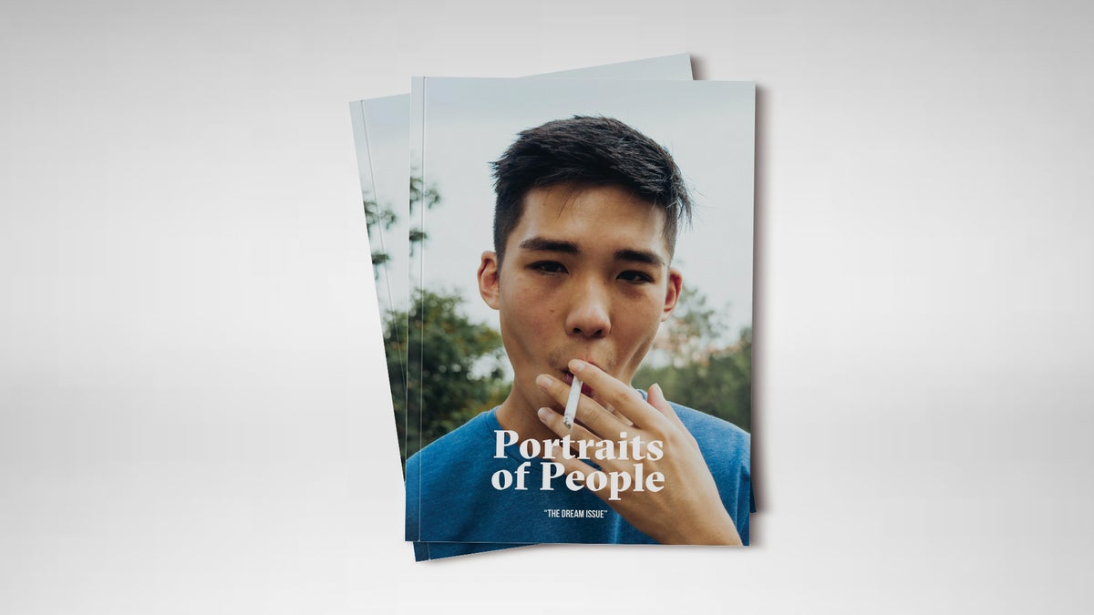 Image of Portraits of People Issue 1: DREAMS