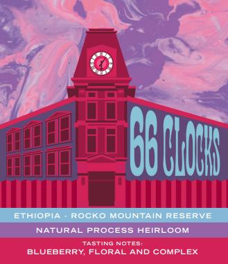 Image of 66 Clocks 2018