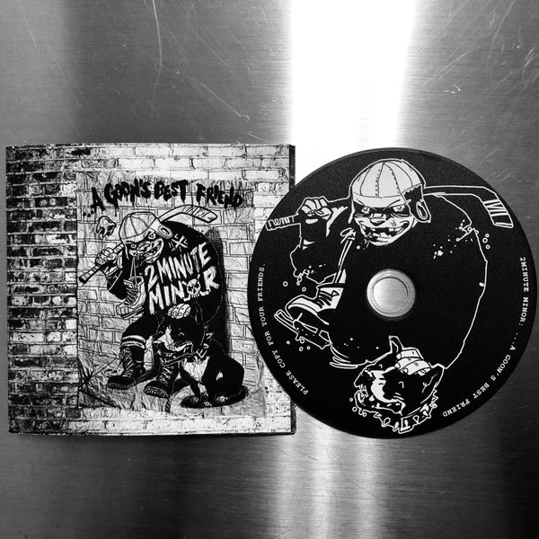 Image of ...A Goon's Best Friend: CD (2nd Pressing)