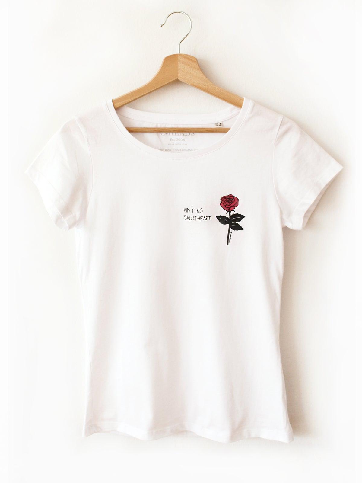 """Image of C-Heads """"Ain´t no Sweetheart"""" Women´s T-Shirt"""