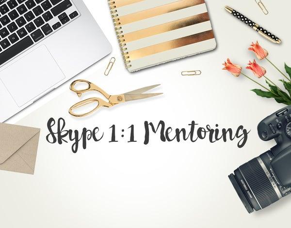 Image of Skype 1:1 Mentoring