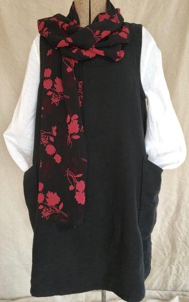 Image of silk scarf