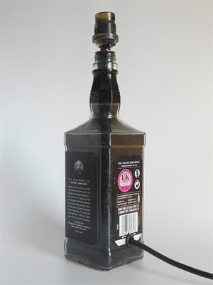 Image of JACK DANIEL'S Bottle Lamp