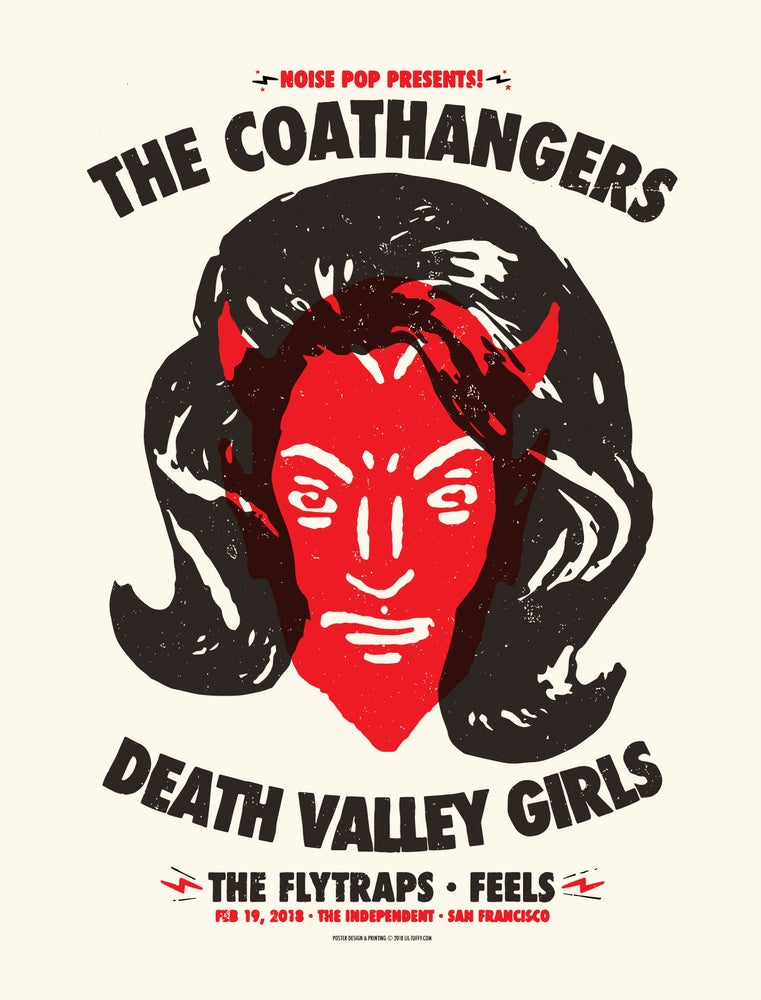 Image of The Coathangers - San Francisco 2018