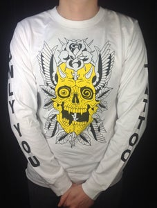 Image of Long Sleeve Skull