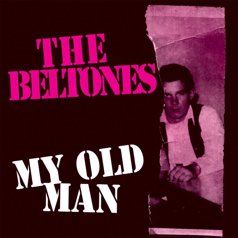 "Image of THE BELTONES ""My Old Man"" 7"" maxi single (JAW016) *PRE-ORDER"