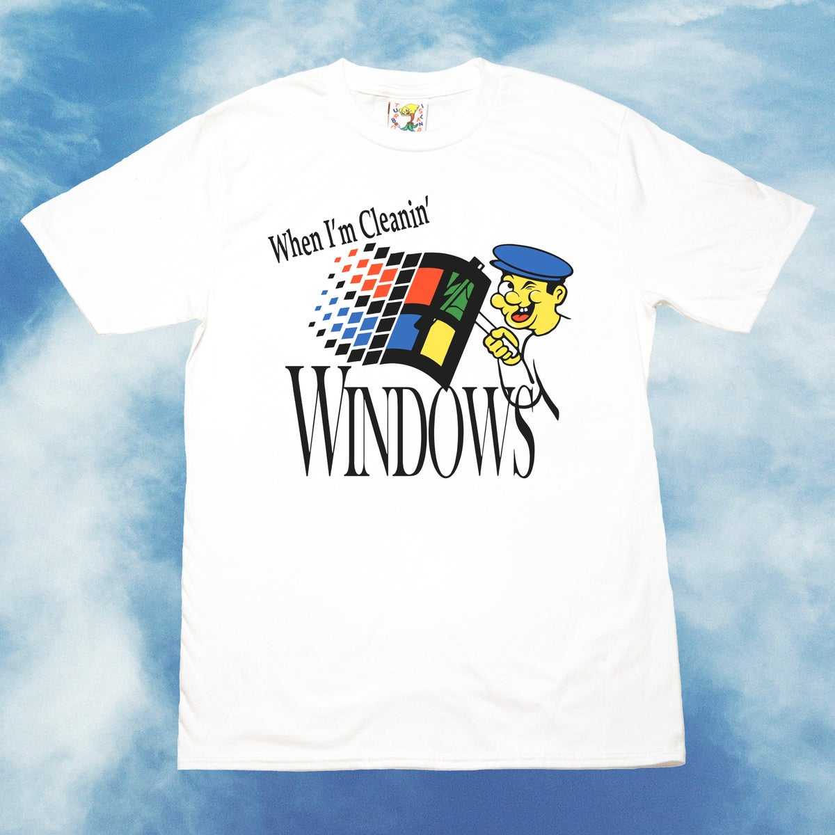 Image of Cleanin' Windows