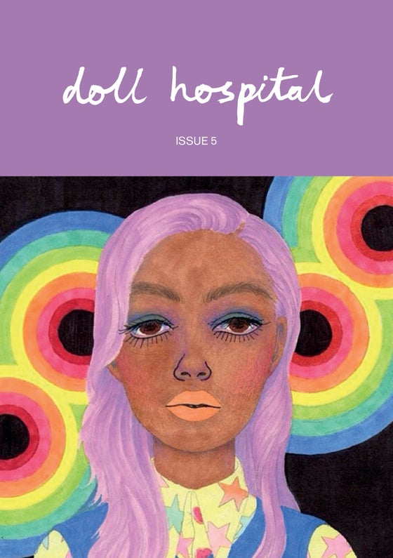Image of Doll Hospital Journal: Issue Five (Digital Copy)