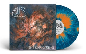 Image of AILS - The Unraveling / VINYL LP (Collector's Edition) [PRE-ORDER]