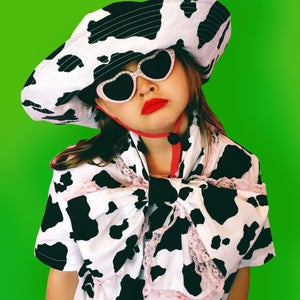 Image of HOLY COW! BOW SHIRT