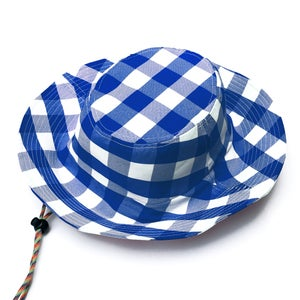 Image of DIXIE BUCKET HAT (BLUEBERRY)