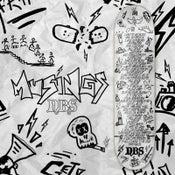 """Image of NEW! """"MUSINGS"""" Team Pro Model Skateboard"""