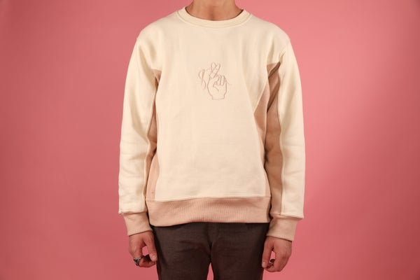 Image of Fingers Crossed Sweater