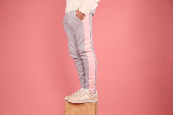 Image of Color Stripe Sweats