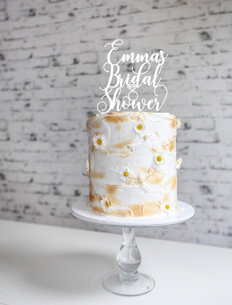 Image of Bridal Shower Script