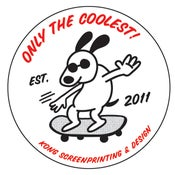 Image of Only the Coolest! Sticker