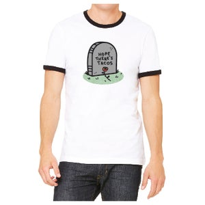 Image of Hope There's Tacos - Ringer Tee
