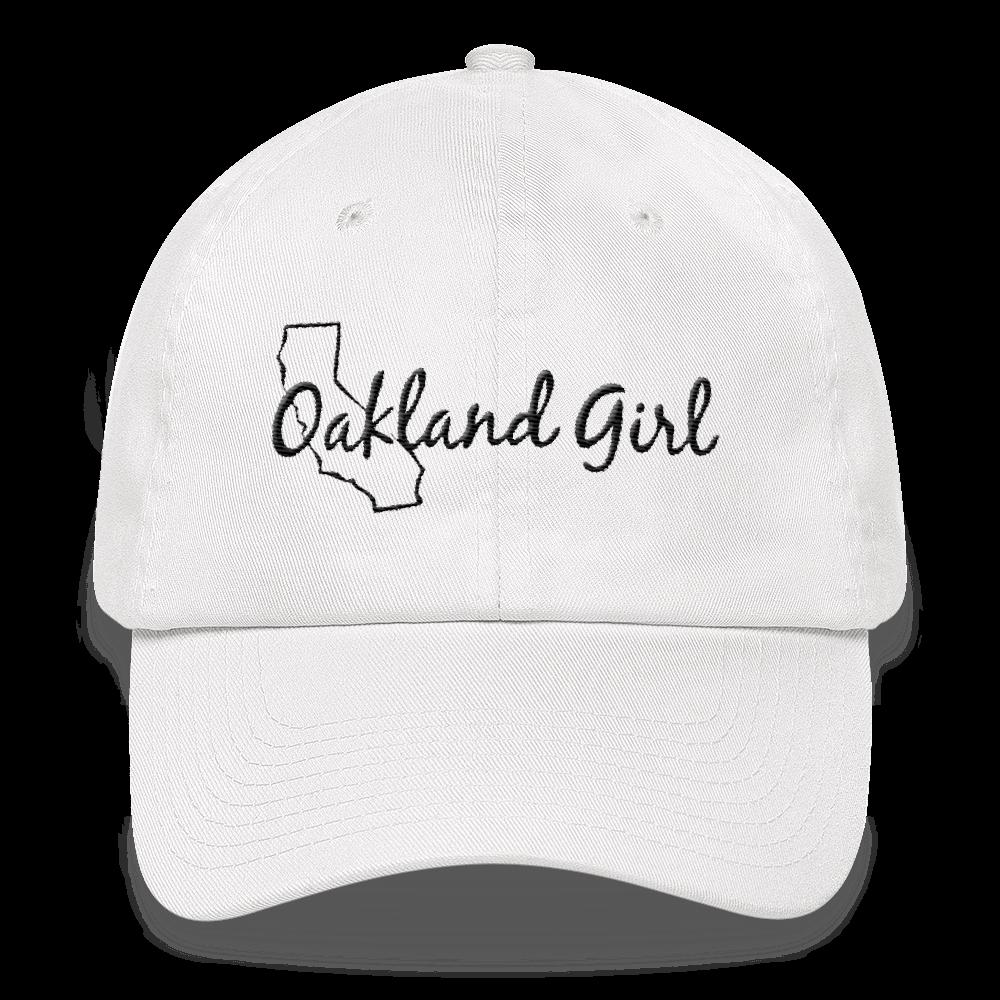 Image of Oakland Girl Dad Hat