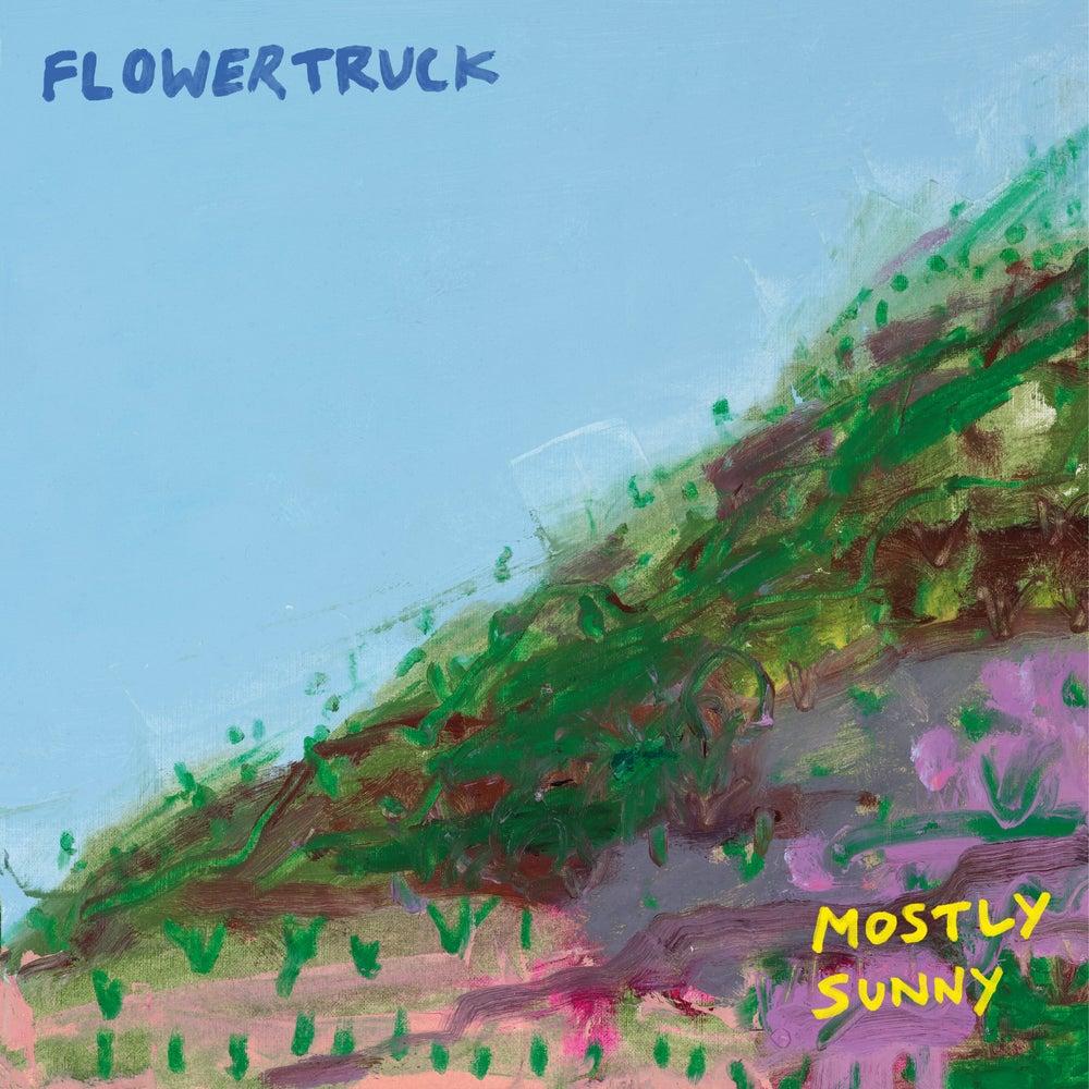 "Image of Flowertruck ""Mostly Sunny"" LP"