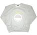 Image of Orca tail Logo Crewneck Sweater Gray