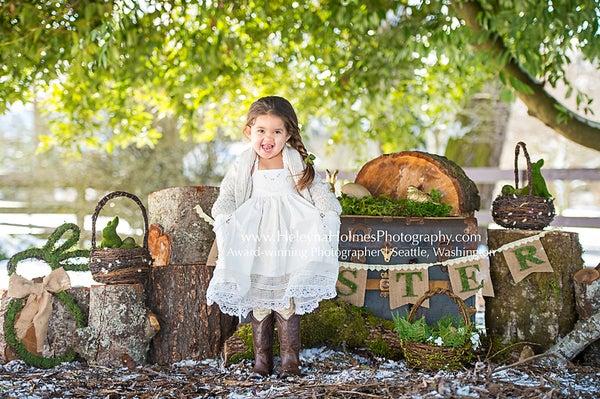 Image of Easter Mini Sessions - Wild Hearts Farm - Tacoma