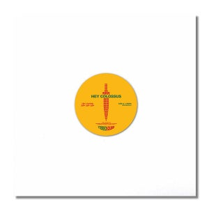 Image of HEY COLOSSUS 'RRR' Vinyl LP